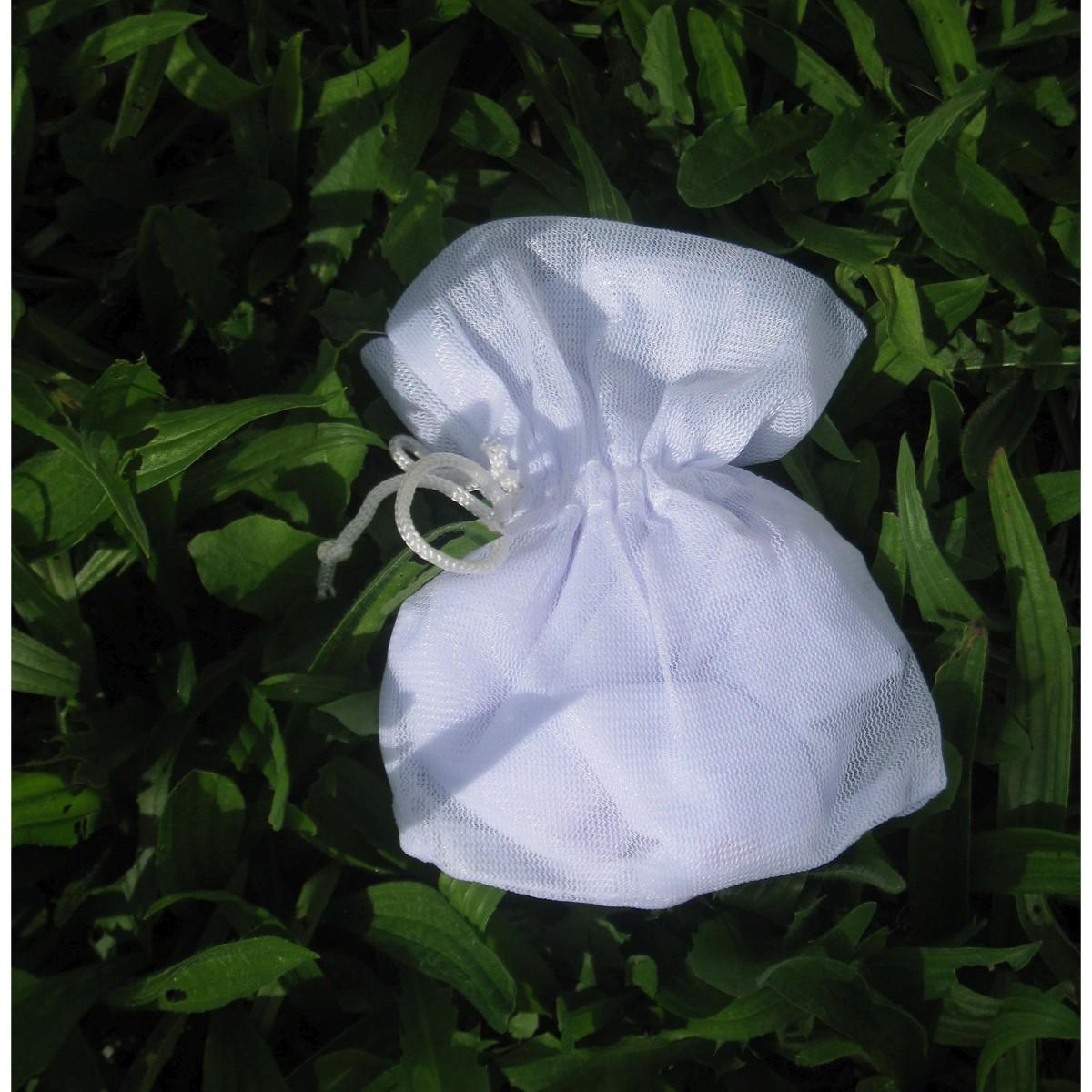 d7350d84c0 Filet de Lavage lingerie Zip Blanc G025