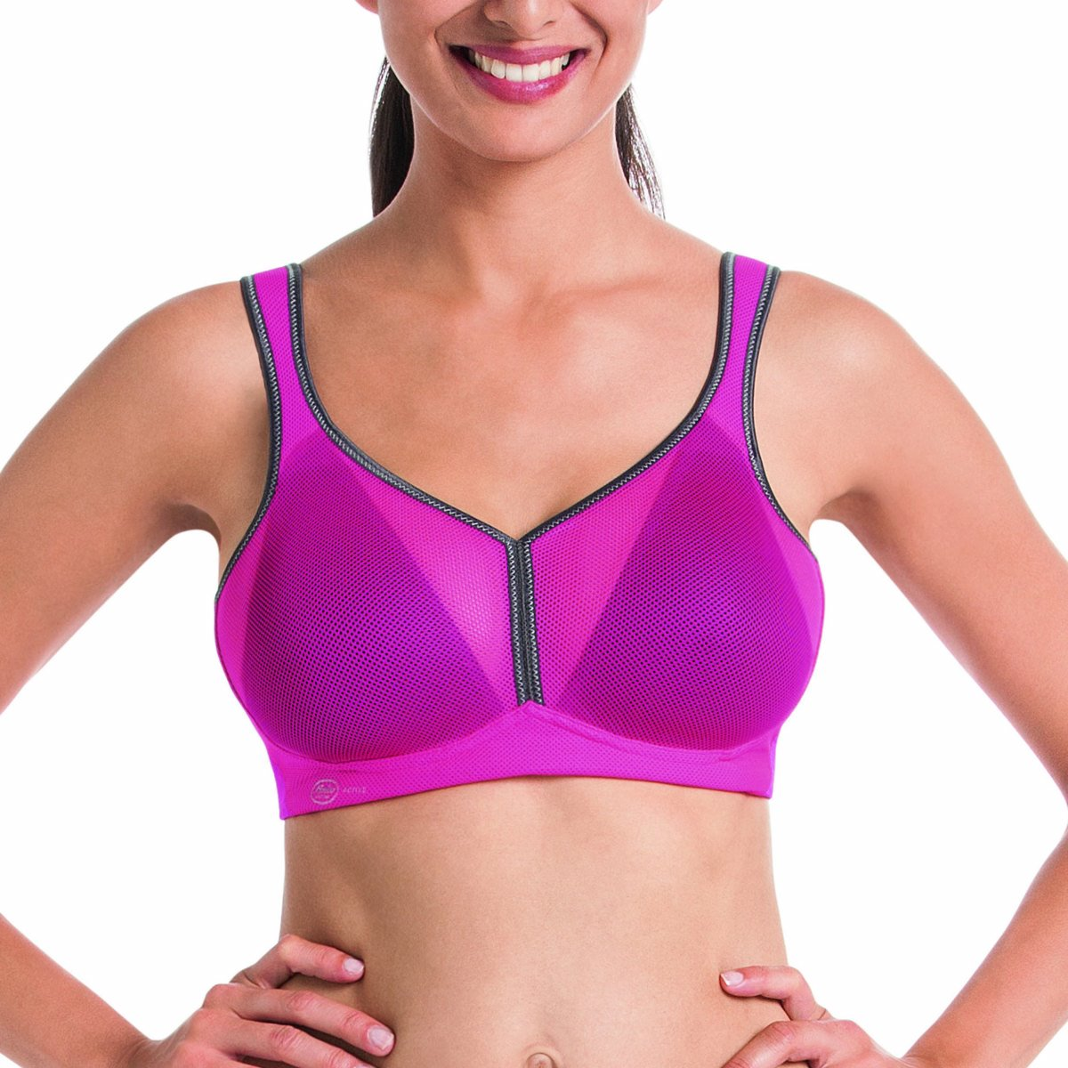 Anita Active Soutien-Gorge Sport Air Control Rose Anthracite 5544 884412a64e6